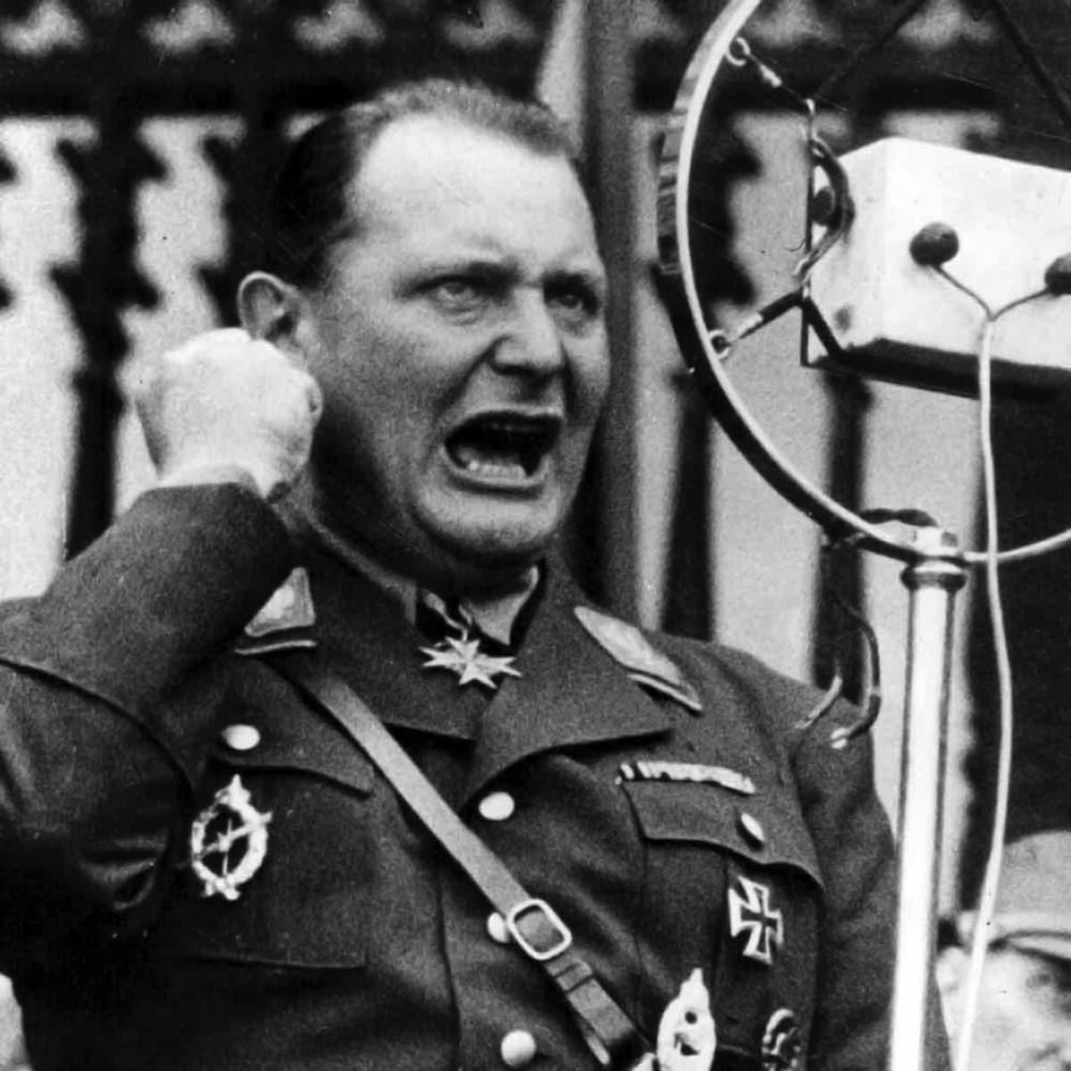 hermann goering nazi party