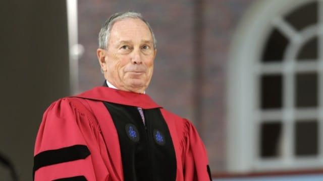 Bloomberg committing $32 million for Harvard leadership program for mayors