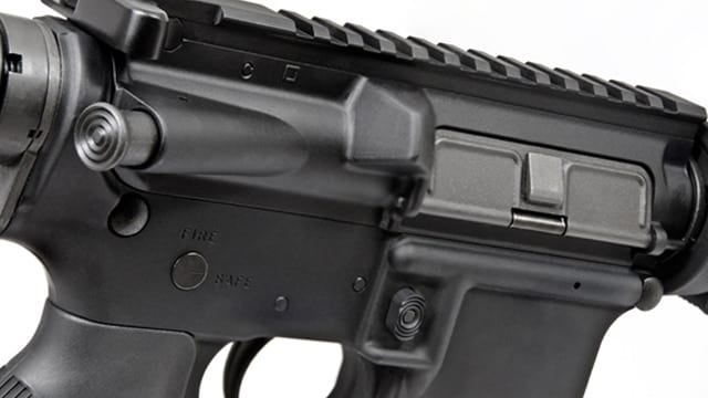 Close up of the new features on the Colt CE2000. (Photo: Colt)