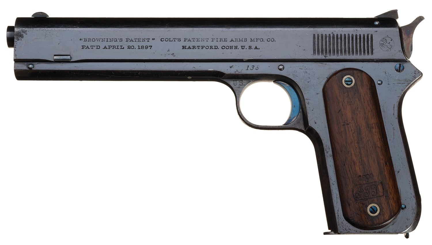 Colt Model 1900 Automatic us army