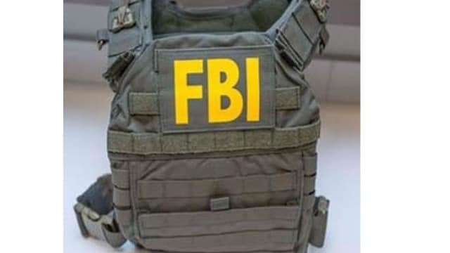 If you see a vest similar to this one in the Dallas-Lubbock area, it could be work up to $5,000 (Photo: FBI)