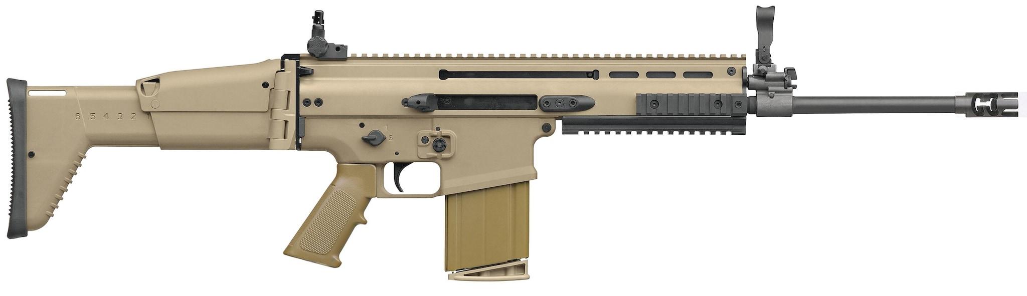 The FN SCAR 17S. (Photo: FN America)