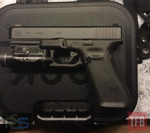 The Glock 17M. (Photo: TFB)
