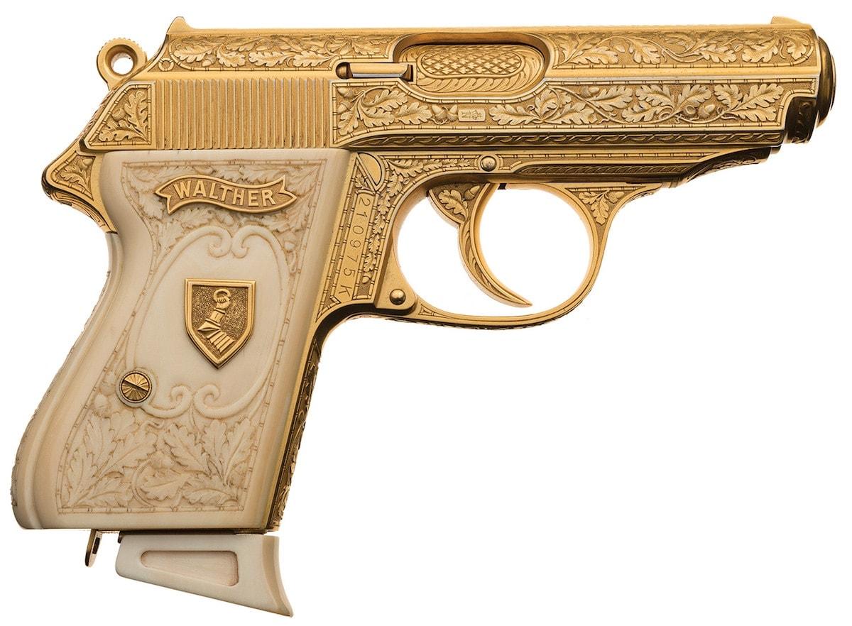 rock island auction company walther ppk