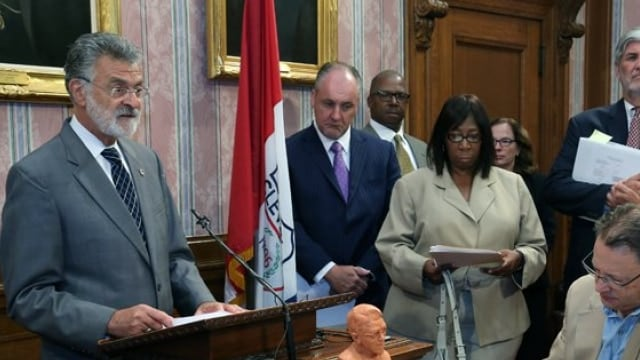Judge strikes some of Cleveland's new gun control laws