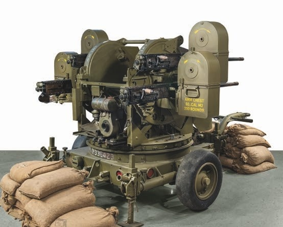 """No collection is complete without a M45 Maxson """"Meat Chopper"""""""