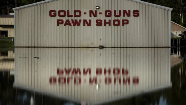 NSSF makes $100,000 available to gun ranges, dealers affected by LA flooding