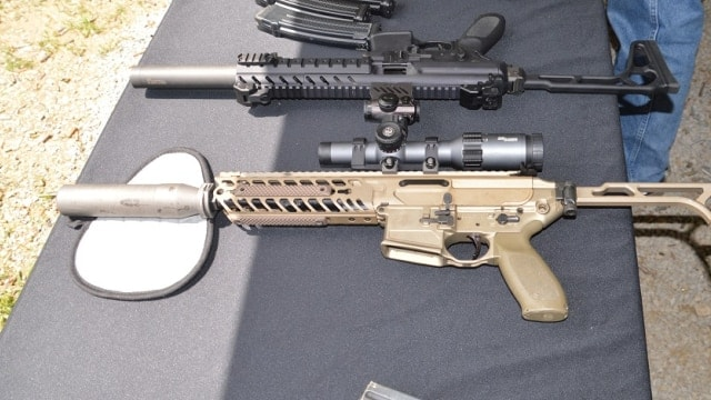 Statistical data from the ATF shows more than 4.4 million NFA items are currently registered, including over 900,000 suppressors. (Photo: Chris Eger/Guns.com)