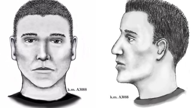 A composite sketch of the suspected shooter released by Phoenix PD last month. (Photo: Phoenix Police Department)