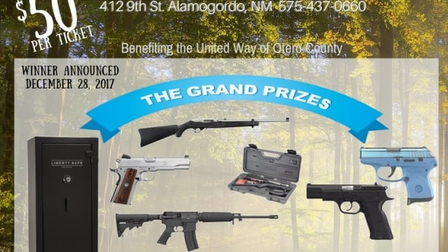 United Way chapter and gun control group face off over gun raffle