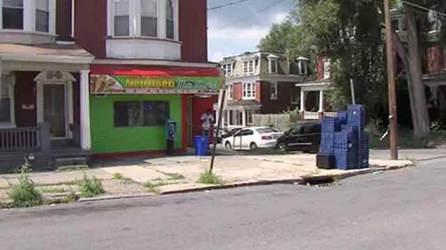 Harrisburg Mini Market robbery