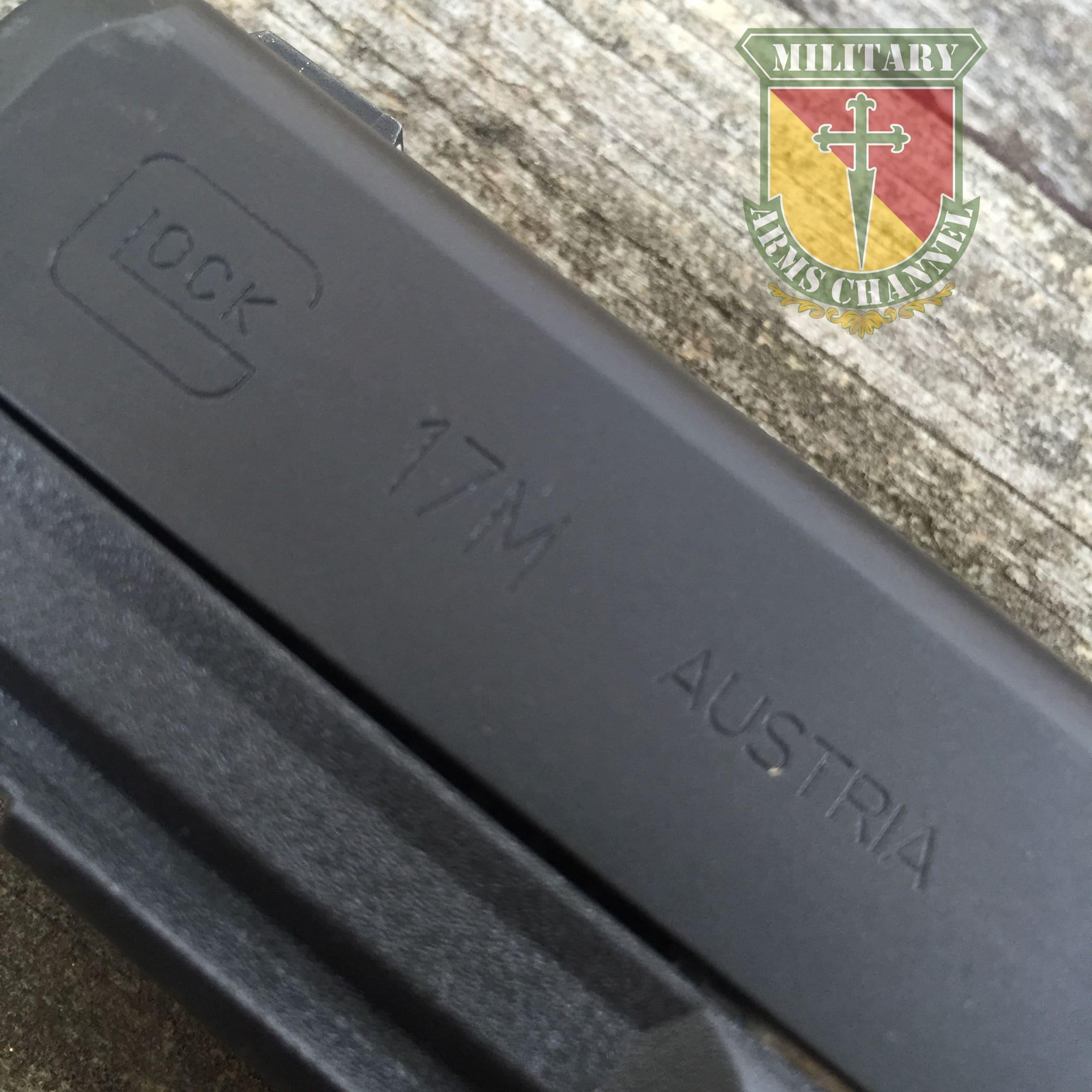 glock 17 M mmac f