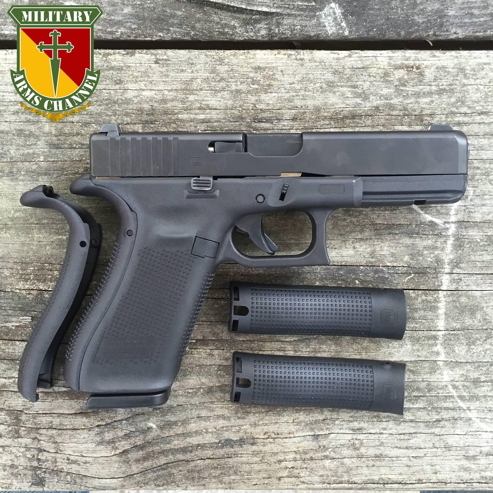 glock 17 M mmac