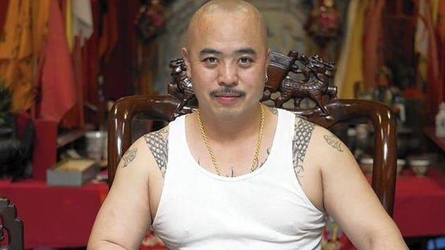 "Raymond ""Shrimp Boy"" Chow, 55. (Photo: LA Times)"