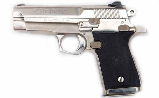 Star Firestar .45-caliber