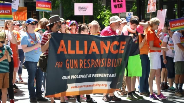 The money behind the Alliance for Gun Responsibility comes primarily from national anti-gun groups and billionaire philanthropists. (Photo: Alliance for Gun Responsibility)