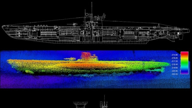 NOAA photographs German U-boat off NC coast (VIDEO + PHOTOS)