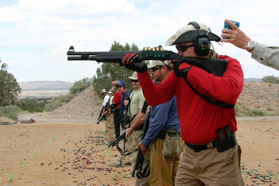Late Lt. Col. Jeff Cooper's renowned training facility celebrates its 40th anniversary this month. (Photo: Gunsite)