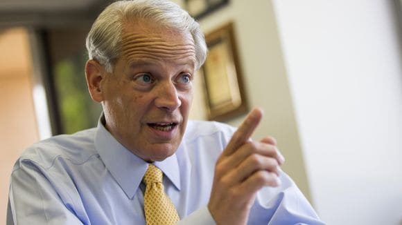 Rep. Steve Israel (D-NY) introduced a bill on the House floor that would limit those with a juvenile criminal record from ever owning a firearm. (Photo: Evan Vucci, AP)
