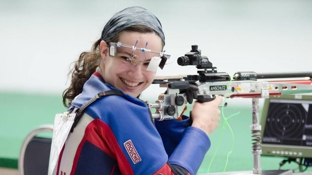 McKenna Dahl started shooting at age 12 and has spent the past two years honing her sport at the U.S. Olympic Training Center in Colorado Springs, Colo. (Photo: USShooting.org)