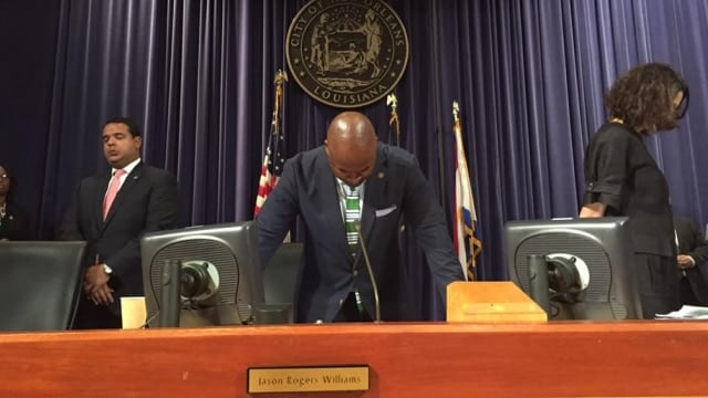 New Orleans City Council approves gun laws
