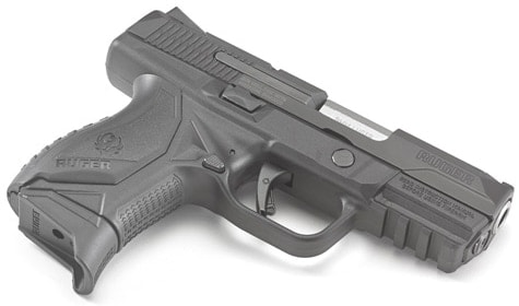 The new compact version keeps to the original, full-size design but in a scaled-down, lighter format. (Photo: Ruger)