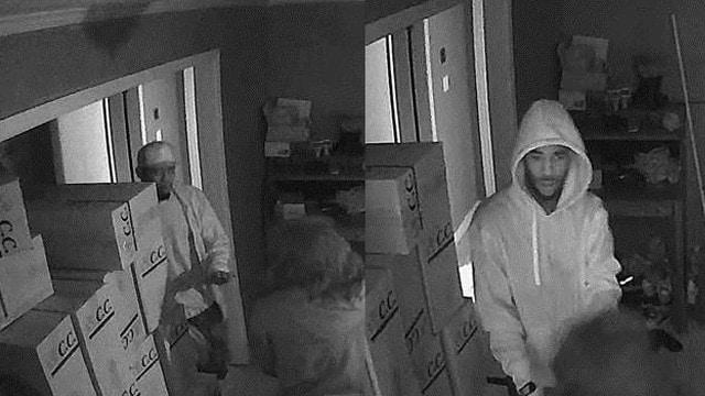 Suspect 1, left, and suspect 2. (Photo: Gwinnett Police)