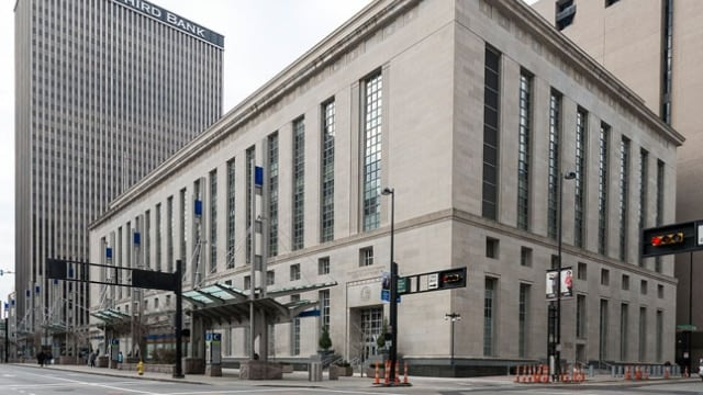 The Potter Stewart U.S. Courthouse in Cincinnati is the home of the U.S. Sixth Circuit Court of Appeals. (Photo: ca6.uscourts.gov)