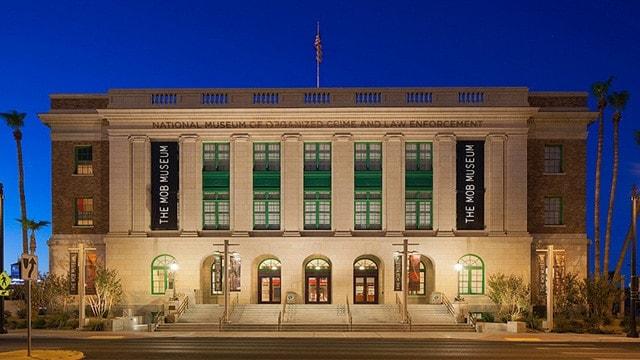 The Mob Museum in Las Vegas (Photo: themob museum.org)