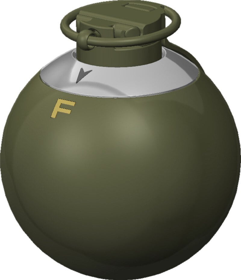 Meet the Enhanced Tactical Multi-Purpose (ET-MP) hand grenade (Photo: U.S. Army RDECOM)