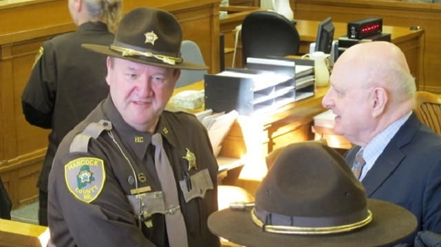 12 of 16 sheriffs in Maine oppose background check ballot measure