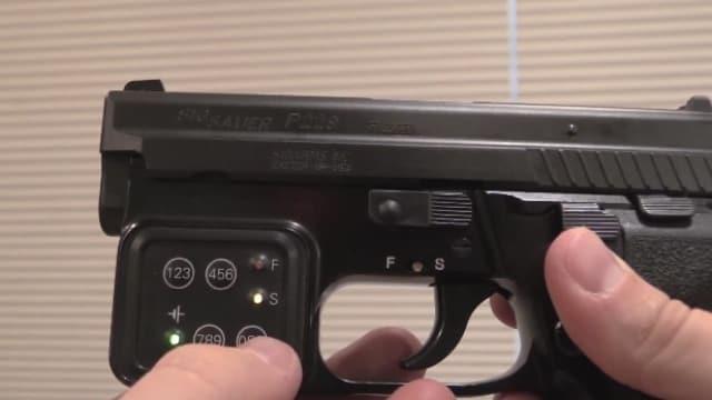 A look at SIG's scrapped 'smart gun' idea (VIDEO)