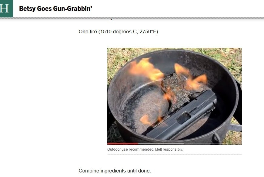 anti-gun-shock-group-claims-to-melt-gun-its-from-a-2012-video-by-a-pro-gun-youtuber-video