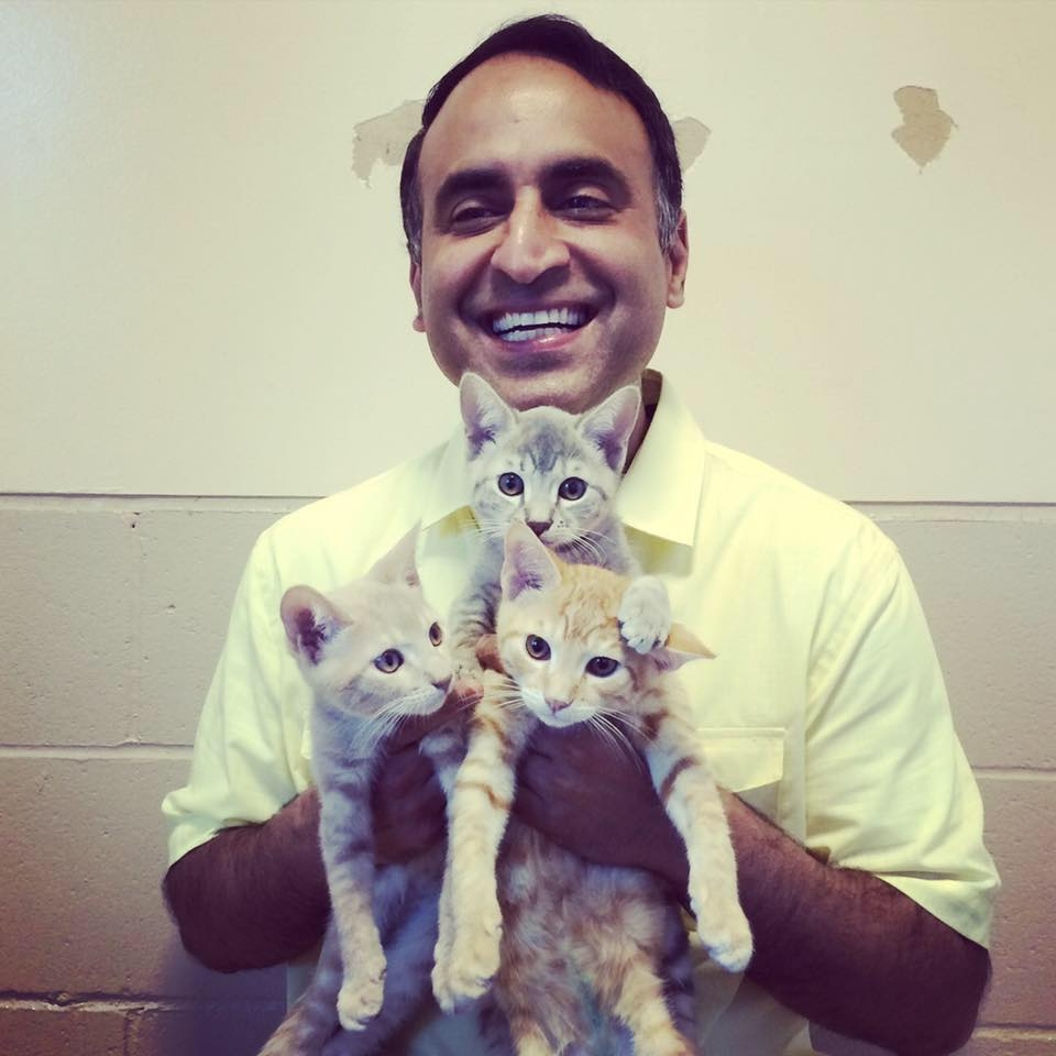 San Jose City Councilman Ash Kalra, a Democrat currently running for an open seat in the California State Assembly, wants to make it mandatory for gun owners to lock up their firearms. (Photo: Ash Kalra)