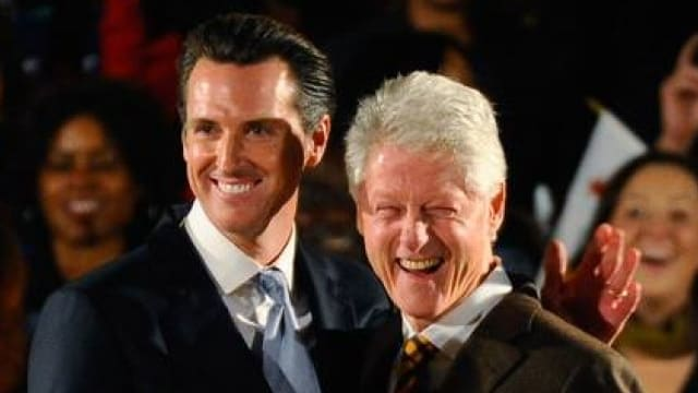 Lt. Gov. Gavin Newsom has tapped into both his remaining campaign funds from 2014 and fellow Democrats to fuel his ballot referendum on guns and ammo. (Photo: Gavin Newsom Facebook)