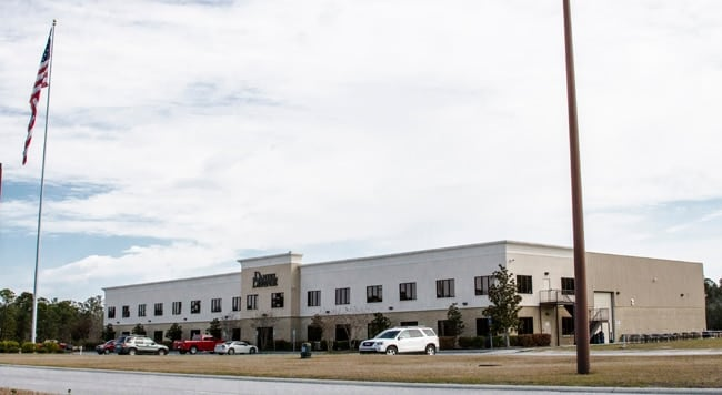 Daniel Defense intends to expand on its operations and Georgia facility located in Black Creek. (Photo: Daniel Defense)