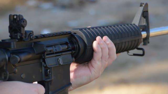 """Florida's newest gun control group is backing an old idea for the Sunshine State-- a ban on """"all semiautomatic assault weapons and large-capacity feeding devices"""". (Photo: Chris Eger/Guns.com)"""