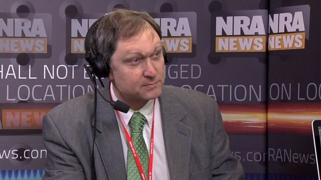 Dr. John Lott in an undated appearance on NRA TV (Photo: NRA TV)