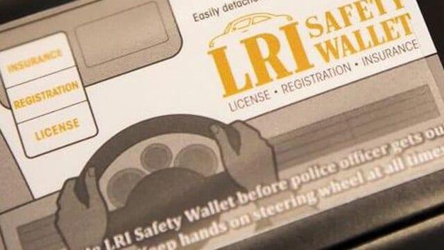 Diagram of the LRI Safety Wallet. (Photo: LRI)