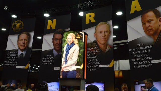 NRA releases endorsements and grades for upcoming election