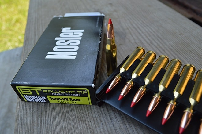 nosler_ballistic_tips_excelled_in_the_tikka_t3x