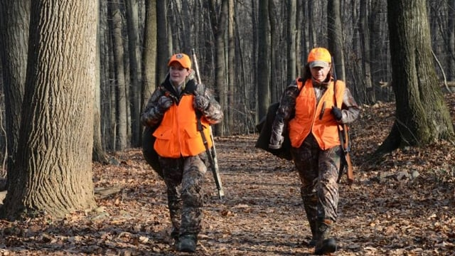 Pennsylvania is one of only two states that do not allow the use of semi-auto rifles for hunting. (Photo: Joe Kosack/Pennsylvania Game Commission)