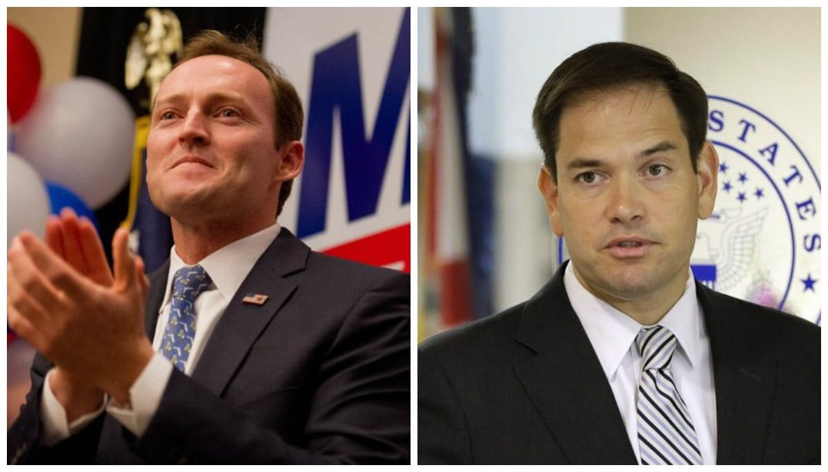U.S. Rep. Patrick Murphy is challenging U.S. Sen. Marco Rubio for his seat in what could be a pivotal fight for control of the Senate. (Photo: TCPalm.com)