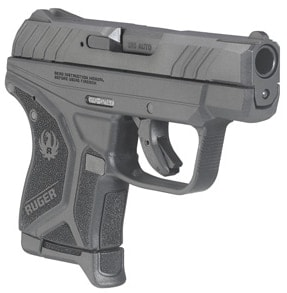 Chambered in .380, the Ruger LCP II is an updated take on the original LCP first introduced in 2008. (Photo: Ruger)