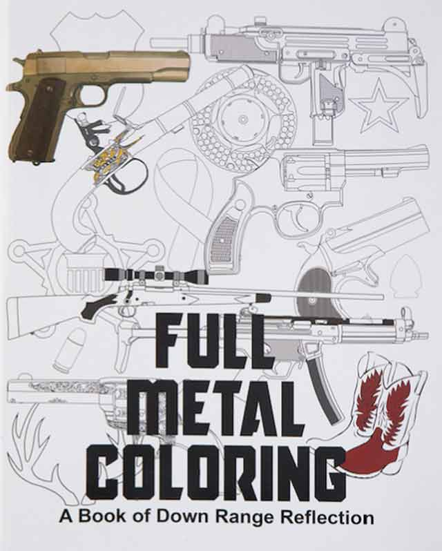 NRA coloring book