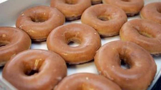 donut glaze meth