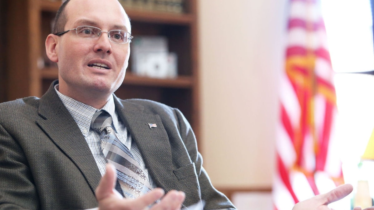 Rep. Jesse Kremer, R-Kewaskum, will sponsor a bill allowing CCW permit holders to carry guns on private school grounds (Photo: Amber Arnold/State Journal)