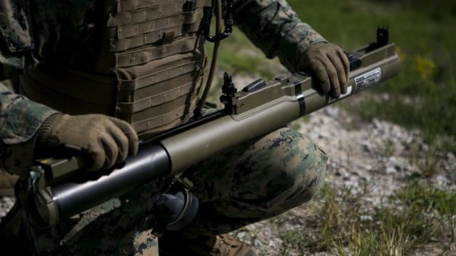 The M72 Light Anti-Tank Weapon is a portable one-shot 66-mm unguided anti-tank rocket that has been in service since 1963. (Photo: DoD)