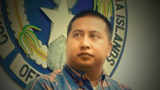 CNMI Gov. Ralph DLG Torres will soon have to sign or veto another lengthy addition to the territory's gun laws (Photo: Post Guam)