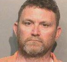 Scott Michael Greene, 46, is suspected of shooting two police officers in the Des Moines area. (Photo: Des Moines Police)